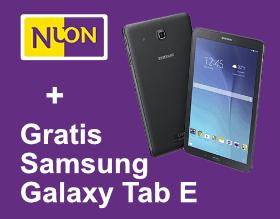 Nuon herfstactie: gratis tablet