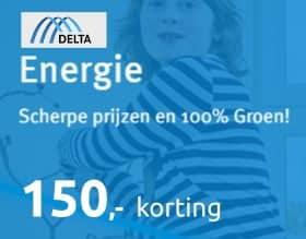 Delta energie actie