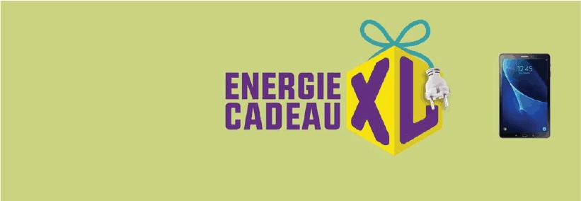 Gratis Samsung Galaxy Tab Cadeau Nuon Energie Actie