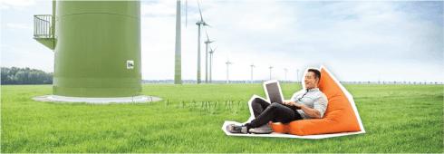 Pure-energie energie actie: Pure Energie: 1 Jaar groene energie