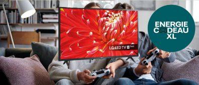 Nuon energie actie: Vattenfall actie: gratis LG Full-HD tv t.w.v. € 299,-