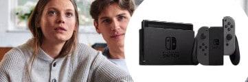 Nuon energie actie: Gratis Nintendo Switch t.w.v € 339,95
