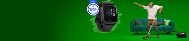 Budget Energie energie actie: Budget Energie gratis Garmin smartwatch + € 150,- korting